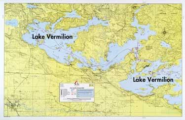 E-14: Lake Vermilion - West on