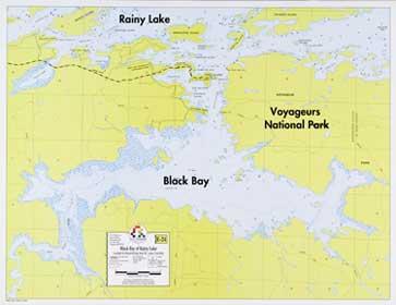 E 24 Black Bay Of Rainy Lake