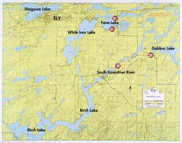 map of mn lakes, map of ely lakes, map of minnesota lakes, map of eastern united states lakes, map of gunflint trail lakes, on map of bwca lakes